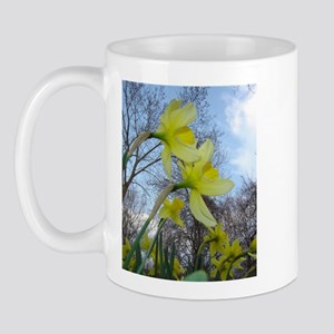 Daffodil Couple Mug